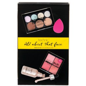 All About That Face Kit de Maquillaje