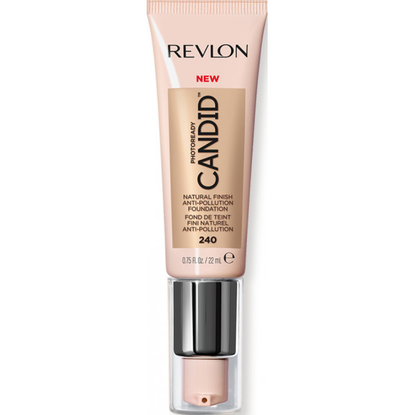 Candid Natural Anti-Pollution Corrector 240 Natural Beige