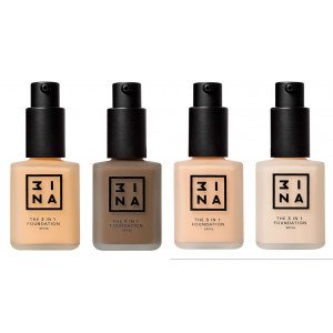 The 3in1 Foundation Base de Maquillaje
