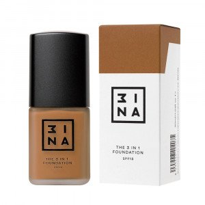 The 3in1 Foundation Base de Maquillaje 220