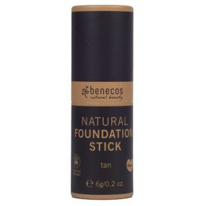 Natural Foundation Stick Base de Maquillaje Tan