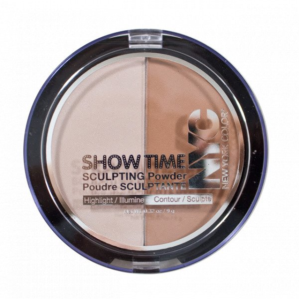 Showtime Sculpting Powder Contorno e Iluminador Blonde