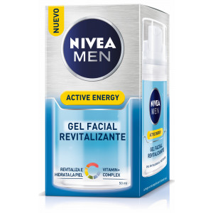 Active Energy Gel Facial Revitalizante