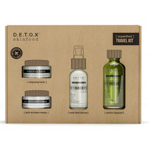 Detox Travel kit