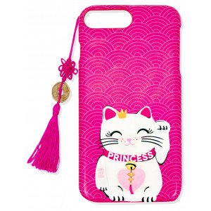 iPhone 7 Plus Cuki Cat Funda Para Móvil