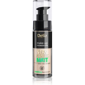 Base de Maquillaje Stay Flawless Matt 402 Light Beige
