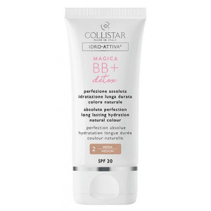 Magica BB+ Detox BB Cream Hidratante Perfeccionadora Medium