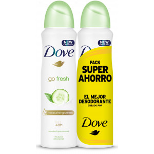 Desodorante pepino spray 2x200ml