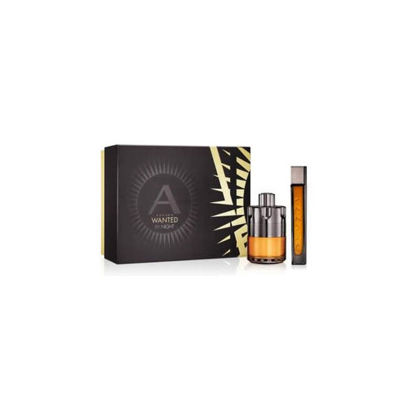 Coche Wanted by Night EDP y Champú Cofre