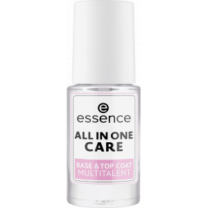 All in One Care Base y Top Coat