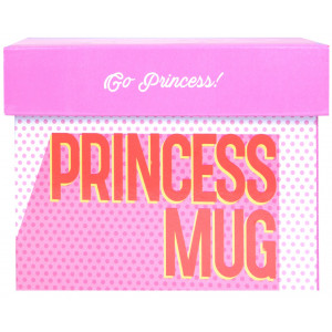 Busy Princess Mug