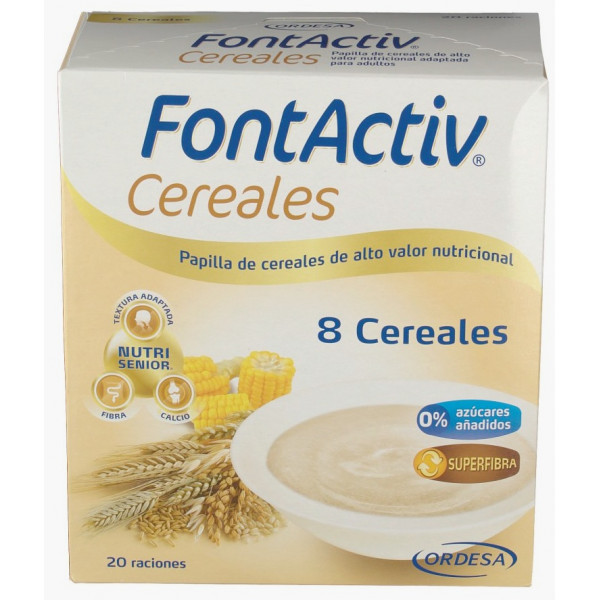 Papilla 8 Cereales