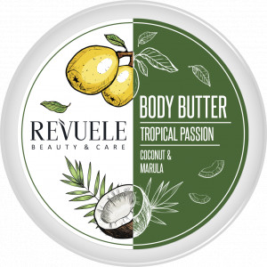 Tropical Passion Body Butter Coco y Marula