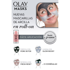 Clay Mask Fresh Reset Stickering