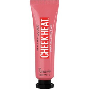 Colorete Cheek Heat Gel-Cream Blush 15 Nude Burn