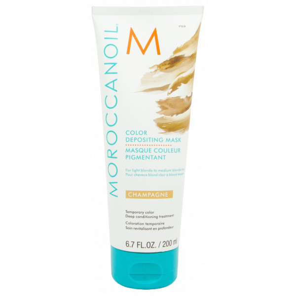 Champagne Color Mask 200ml