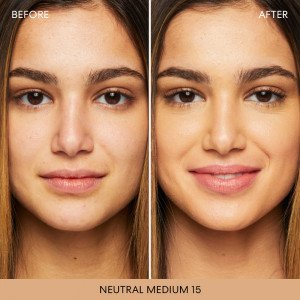 Original Foundation SPF15 Base de Maquillaje Neutral Medium