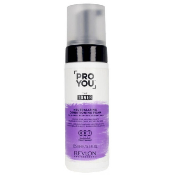 Pro You The Toner Acondicionador en Espuma Neutralizador