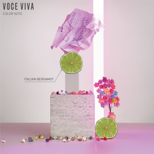 Voce Viva EDP 30ml Ingredientes