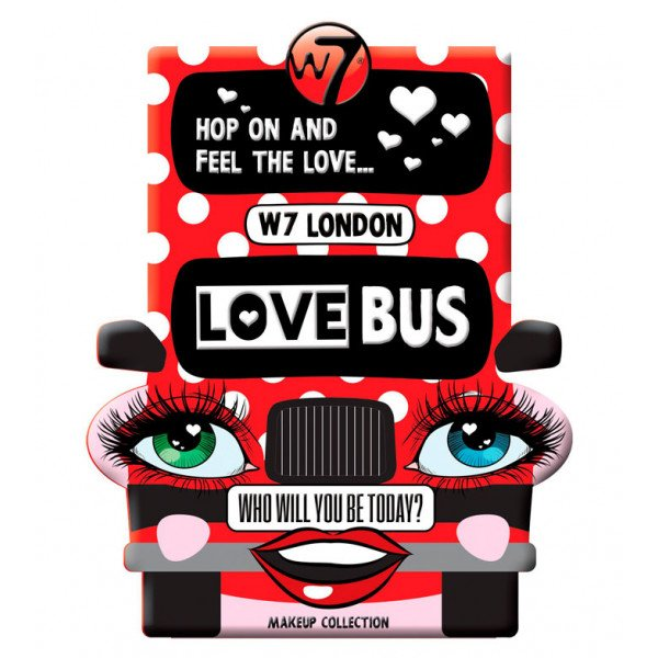 Love Bus Kit de Maquillaje