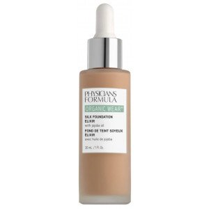04 Light-to-Medium0 Organic Wear Silk Foundation Elixir Base de Maquillaje