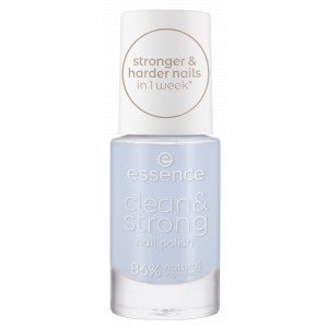 Clean & Strong Nail Polish Esmaltes de Uñas 03 Rainy Bay