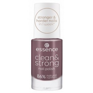 Clean & Strong Nail Polish Esmaltes de Uñas 07 Juicy Terra