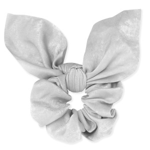 Oh My Hair Scrunchie Lazo Gris