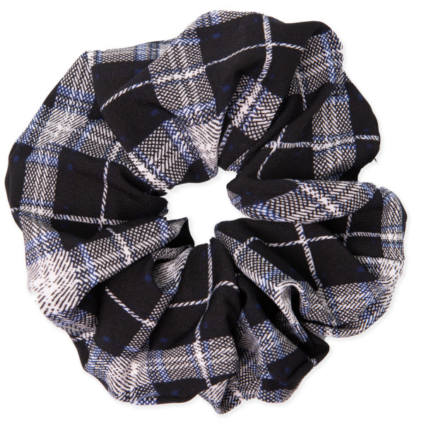 Oh My Hair Scrunchie Cuadros Escoceses