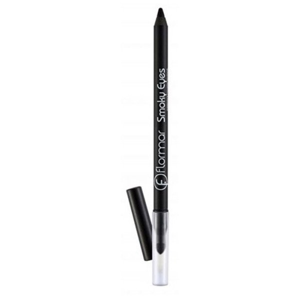 Smoky Eyes Eyeliner Waterproof 001 Carbon Black
