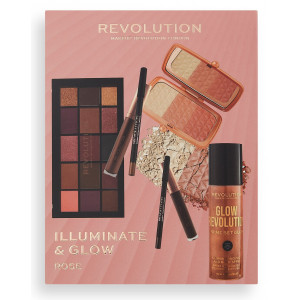 Set Illuminate & Glow Rose