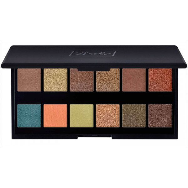 I-Divine Grounded Paleta de Sombras