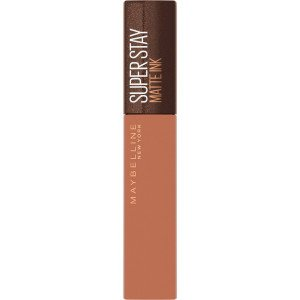 SuperStay Matte Ink Coffee Edition Labial Líquido 255 Chai Genius