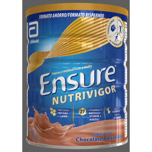 850grs Ensure Nutrivigor Lata Chocolate
