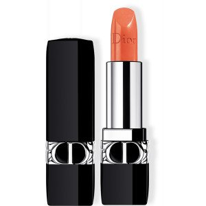 PURE GLOW ROUGE DIOR_Barra de labios recargable color couture - acabado satinado - confort y larga duración 348