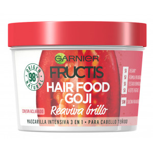 Fructis Hair Food Mascarilla 3 en 1 Goji