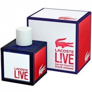 LIVE MALE EDT