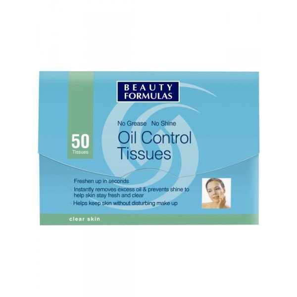 OIL CONTROL TISSUES