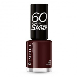 313 Rita Rouge 60 SECONDS SUPER SHINE