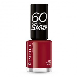 320 Rapid Ruby 60 SECONDS SUPER SHINE