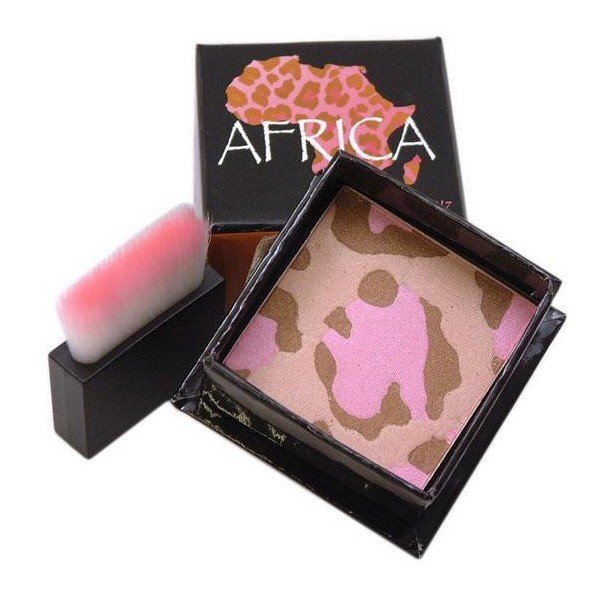 AFRICA Colorete Multibronceador