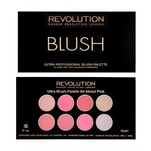 Blush Palette All About Pink