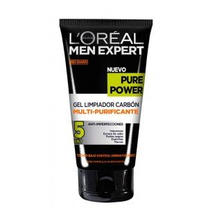 Pure Power Gel Limpiador Carbón Multi-purificante