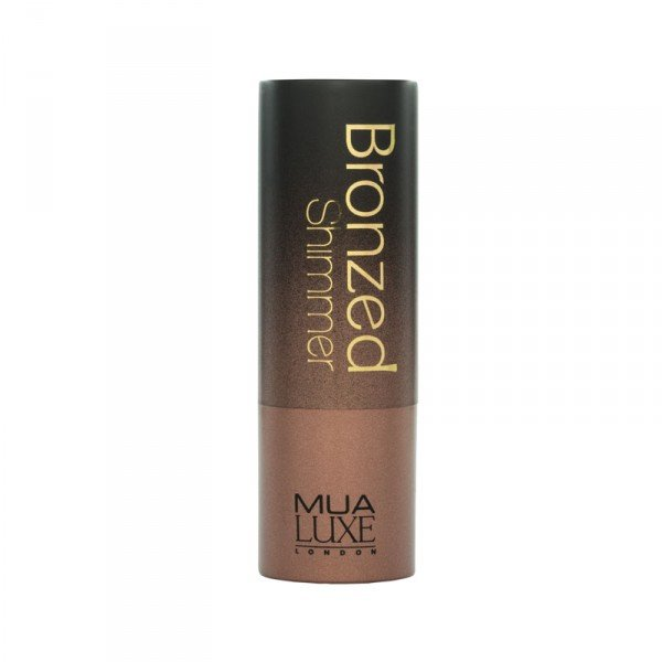 Luxe Bronzed Shimmer