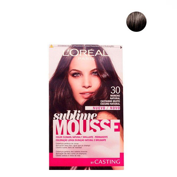 30 Moreno Natural CASTING SUBLIME MOUSSE