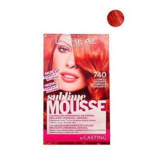 740 Cobrizo Ardiente CASTING SUBLIME MOUSSE