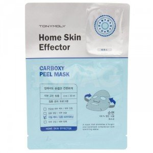 Home Skin Effector Carboxy Peel Mask