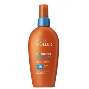 Express Spray Bronceador Corporal