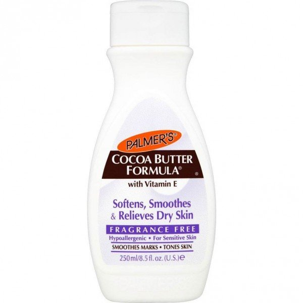 Cocoa Butter Body Lotion Sin Fragancia