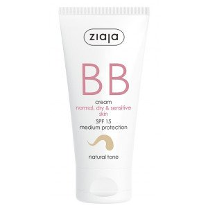 Natural BB Cream piel normal, seca y sensible